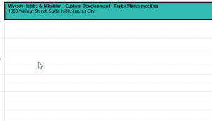 Convert Calendar to Journal in CRM for Microsoft Outlook