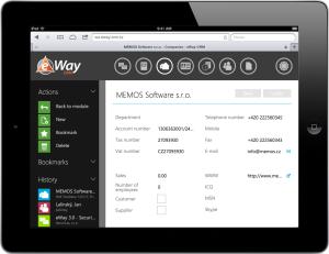 eWay-CRM Web Access Company
